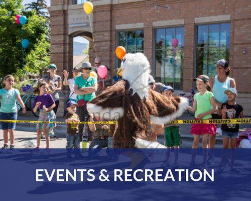 RECREATION AND EVENTS