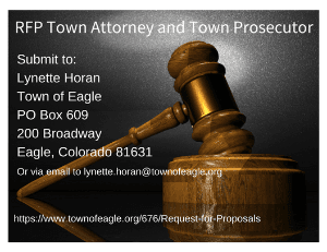 RFP Town Attorney and Town Prosecutor