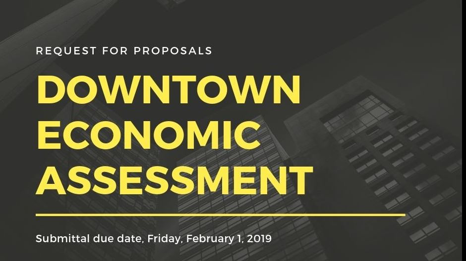 DOWNTOWN ECONOMIC ASSESSMENT