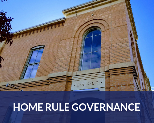 HOME RULE GOVERNANCE