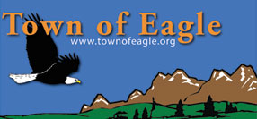 Town of Eagle banner