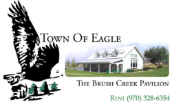 Brush Creek Pavilion and studio logo